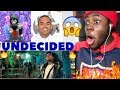 Chris Brown - Undecided (Official Video) REACTION!!!!