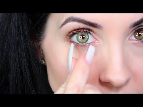 Milyen ételeket kell enni a látás javításához