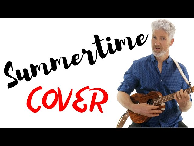 Summertime fingerstyle