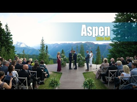 Jeff + Wade | Aspen, Colorado | The Little Nell