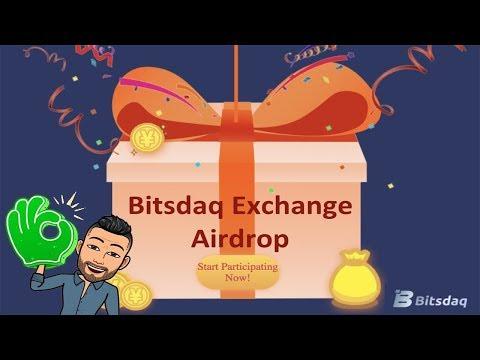 Ganhe 2200 BXBC GRÁTIS  ao se cadastrar na Exchange Bitsdaq !
