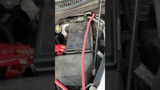 Chevy HHR dead or No Battery hatch back unlock