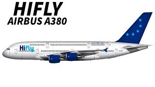 Hi Fly WILL ACQUIRE  The AIRBUS A380!