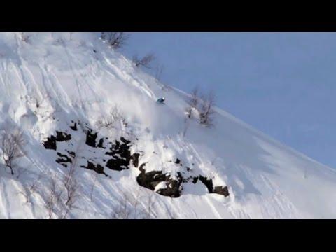 Видео: Видео горнолыжного курорта Приисковый в Хакасия