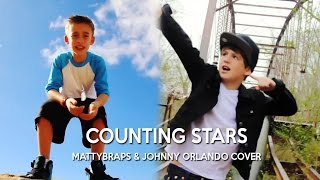 OneRepublic - Counting Stars (MattyBRaps & Johnny Orlando cover)