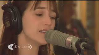"Charlotte Gainsbourg and Beck - Master's Hand (Live on KCRW ""Morning Becomes Eclectic"")"