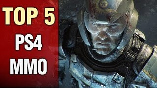 Top 5 Best MMO Games On PS4