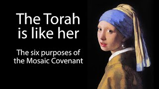 """Week 18: The Six Purposes of the Mosaic or """"Sinaitic"""" Covenant (Real Series / Why Torah?)"""