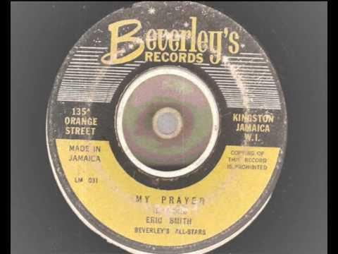 eric smith – my prayer – beverley's records shuffle ska 1963