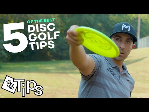 The 5 best UPSHOT TIPS from Paul McBeth (5x World Champion)
