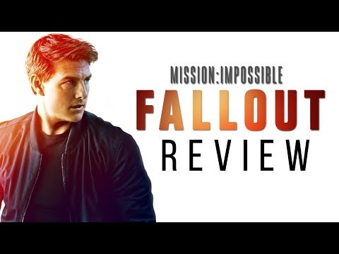IMPOSSIBLY FORGETTABLE: Mission Impossible Fallout Review – Movie Podcast