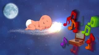 Длинная колыбельная - музыка для сна  младенца - музыка перед сном ребёнка