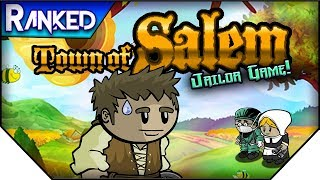Town Of Salem (Jailor Game) | A HARD CELL! (Ranked)