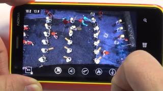ГаджеТы: обзор Nokia Lumia 620 - подробно о батарее
