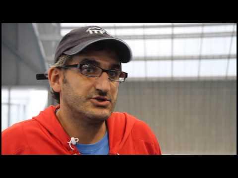 Entrevista con Andrés Sanzol
