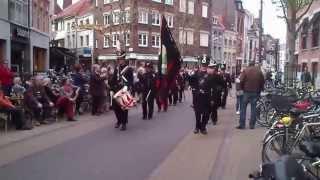preview picture of video 'Huzaren in Venlo'
