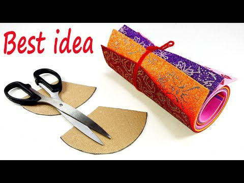 Best Craft Idea #craft Ideas #DIY #how To #DIY HOME DECO #DIY Paper Crafts  #DIY Arts And Crafts #best Out Of Waste #Waste Material Reuse Idea #Best Ki.