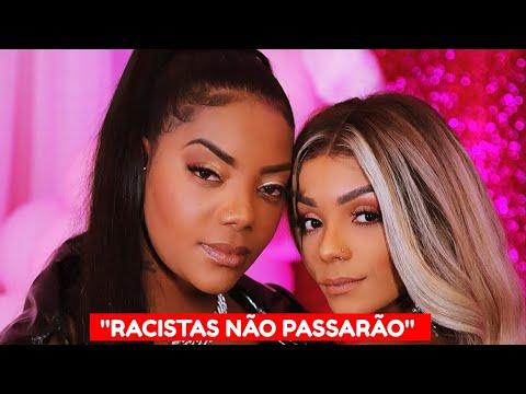 Brunna Gonçalves DESABAFA sobre R4C1SM0 contra Ludmilla