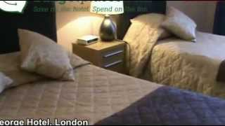 Отель Bed and Breakfast George Hotel в Лондоне