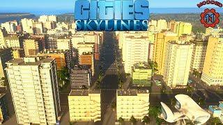 Cities: Skylines | Residential Superblock  !!! (Episode-11)