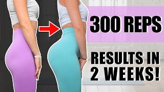 THE ONLY 4 EXERCISES YOU NEED TO GROW BUBBLE BUTT | Home Booty Workout Routine | No Equipment