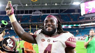 Top Florida State Moments Vs. Miami | ACC Football Rivals