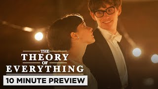 The Theory of Everything   10 Minute Preview   Film Clip   Now on Blu-ray, DVD & Digital