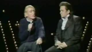Rod McKuen Johnny Cash  Train Poems & Songs