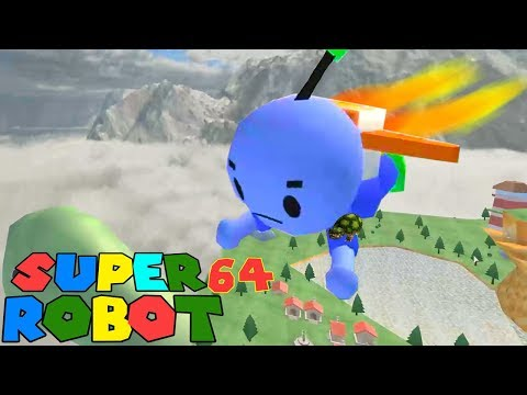 ROBLOX SUPER ROBOT 64 *BEST GAME OF 2017*