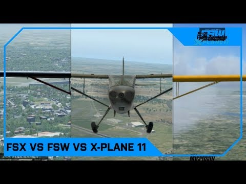 Fsx or x plane 11 :: X-Plane 11 General Discussions