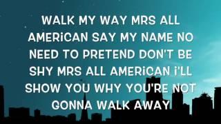 5 Seconds Of Summer - Mrs All American (Lyrics)