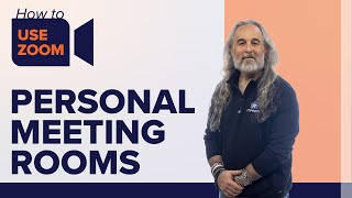 How To Use Personal Meeting Rooms In Zoom | ITProTV