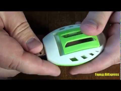 Прибор от комаров для пластин USB 5V 1.5A