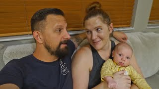 We Found The Perfect Vlogging Camera, A Food Festival We're Excited For & A Happy Baby! | Home Vlog