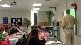 Whole Brain Teaching  High School Math