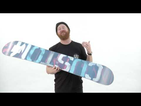 2017 Burton Custom Flying V Snowboard Review – The-House.com