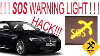 BMW Logic 7 Audio Cutting out, SOS Warning Light