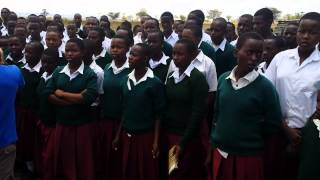 Tanzania National Anthem - Nkaiti Secondary School