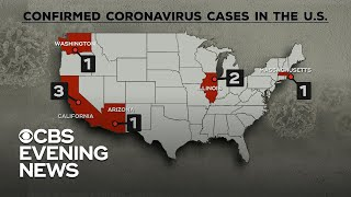 """U.S. health officials declared the deadly coronavirus a public health emergency on Friday, while a new case was confirmed in Massachusetts on Saturday. Worldwide, more than 12,000 people have been infected and more than 250 have died. Ramy Inocencio reports.  Subscribe to the """"CBS Evening News"""" Channel HERE: http://bit.ly/1S7Dhik Watch Full Episodes of the """"CBS Evening News"""" HERE: http://cbsn.ws/23XekKA Watch the latest installment of """"On the Road,"""" only on the """"CBS Evening News,"""" HERE: http://cbsn.ws/23XwqMH Follow """"CBS Evening News"""" on Instagram: http://bit.ly/1T8icTO Like """"CBS Evening News"""" on Facebook HERE: http://on.fb.me/1KxYobb Follow the """"CBS Evening News"""" on Twitter HERE: http://bit.ly/1O3dTTe Follow the """"CBS Evening News"""" on Google+ HERE: http://bit.ly/1Qs0aam  Get your news on the go! Download CBS News mobile apps HERE: http://cbsn.ws/1Xb1WC8  Get new episodes of shows you love across devices the next day, stream local news live, and watch full seasons of CBS fan favorites anytime, anywhere with CBS All Access. Try it free! http://bit.ly/1OQA29B  --- The """"CBS Evening News"""" premiered as a half-hour broadcast on Sept. 2, 1963. Check local listings for CBS Evening News broadcast times."""