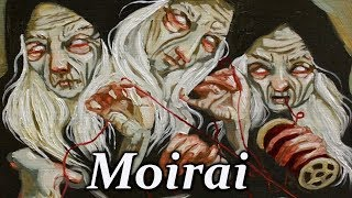 Moirai: The Sisters Of Fate - (Greek Mythology Explained)