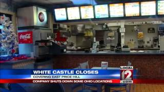Company shuts down select Ohio White Castle locations