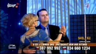 Rytmus Oslany Stoj pri mne (Šlágr TV)