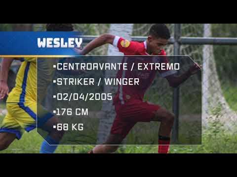 Wesley - Centroavante 2005 - Desportivo Candeias