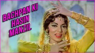 Bachpan Ki Hasin Manzil   Johar In Bombay Songs   Manna Dey   Usha Mangeshkar   Old Hindi Songs