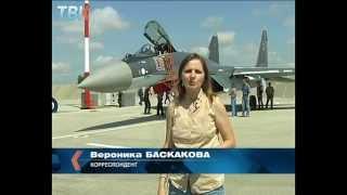 Новые СУ-35 поступили в липецкий авиацентр