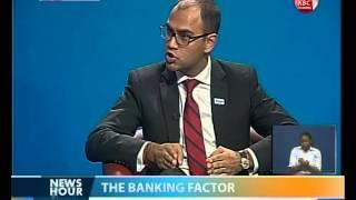 Shiv Arora Cytonn Investments ,Habil Olaka CEO Kenya Bankers' Association Discuss #TheBankingSector