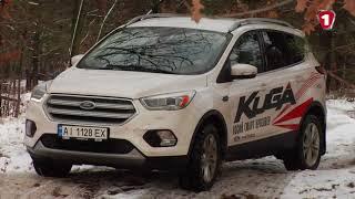 Номінант: Ford Kuga | Пробег 3