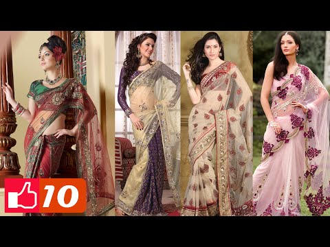 e43e0c2c08e Top 10 latest indian sarees