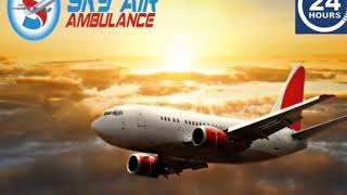 Tale Latest Medical Service in Air Ambulance from Bagdogra