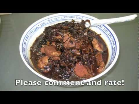 How To Make Emperor Pork Recipe- Traditional Chinese Recipe